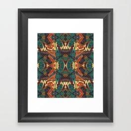 Tribal Soul Framed Art Print