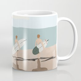 Enjoy sun, beach and surf Coffee Mug