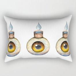 Tear Bottle Rectangular Pillow