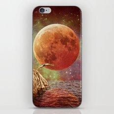 Belle de jour iPhone & iPod Skin