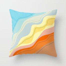 Pattern #48 Throw Pillow