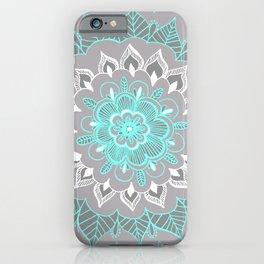Bubblegum Lace iPhone Case