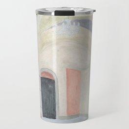 Decay art: pastel Travel Mug