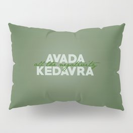 Avada The Negativity Pillow Sham