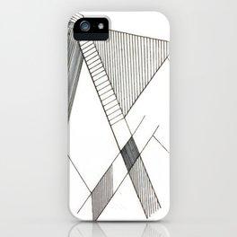 L I N E iPhone Case