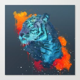 Valor Canvas Print