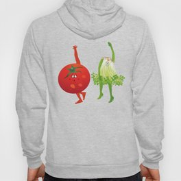 From the Salad to the dance floor Hoody