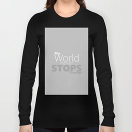 The world Long Sleeve T-shirt