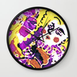 Jack in the Box                by Kay Lipton Wall Clock