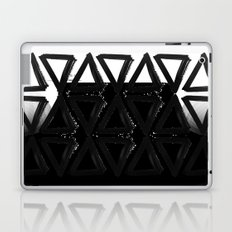 Overturn triangle Laptop & iPad Skin