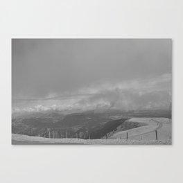Ventoux Canvas Print