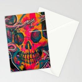 ROSE CRÂNE #1 Stationery Cards