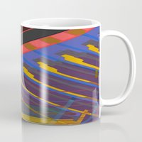 data Mugs featuring Data Path by dBranes