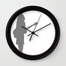 Performer Spotlight Wall Clock