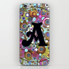 A Monogram iPhone & iPod Skin