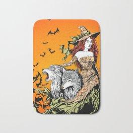 Underworld Witch Bath Mat