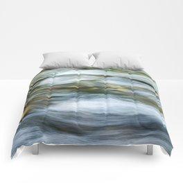 Flowing river Comforters