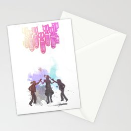 Until When? Stationery Cards