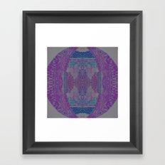 Jewel Tones II Framed Art Print