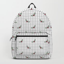 Holly Grid Backpack