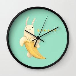 Bunana Wall Clock
