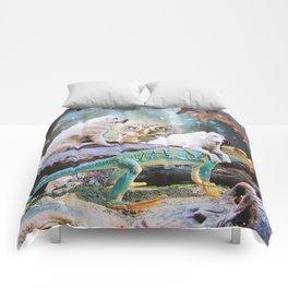 Cosmic Creatures Comforters