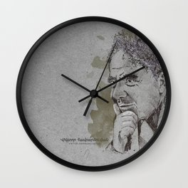 Victor Ambartsumian Wall Clock