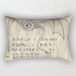 Book of Nightmares, The Observer Rectangular Pillow