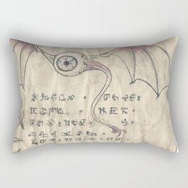 Book of Nightmares, The Observer Rectangular Pillow