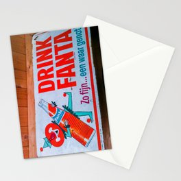 Drink Fanta Stationery Cards
