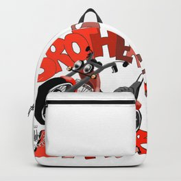 Brothers Bikers Backpack