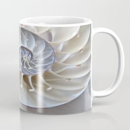 Nautilus Shell Coffee Mug