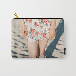 Flower Dress Carry-All Pouch