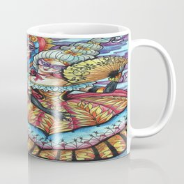 Art by Augusta Schinchirimini Coffee Mug