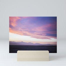 Beyond Salton Sea Mini Art Print