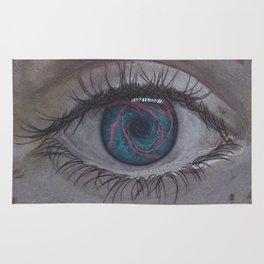Eye 1# Rose Rug