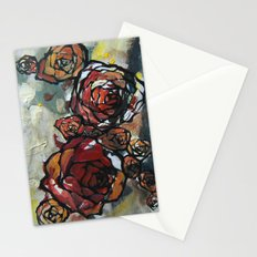 Roses 4423 Stationery Cards