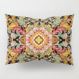 Mandala Fire Dance  Pillow Sham