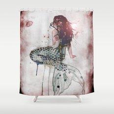 Mermaid II Shower Curtain