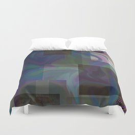 Dancing in the shadows Duvet Cover