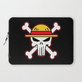 Straw Hat punisher Laptop Sleeve