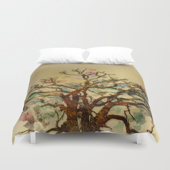 Magic Tree Duvet Cover