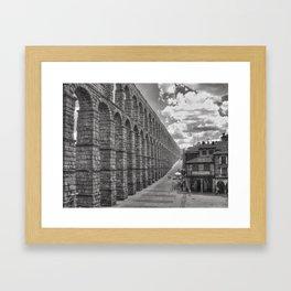 Segovia Framed Art Print