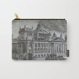 Edificio Reichstag / Reichstag Building (Berlin - 1900) Carry-All Pouch