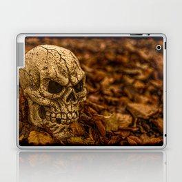 Halloween Skull 1 Laptop & iPad Skin