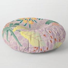 Sajna ve sajna parado Floor Pillow