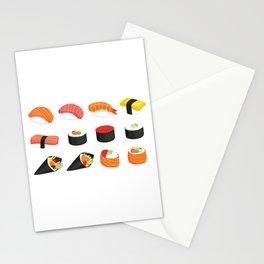 I Love Sushi Stationery Cards