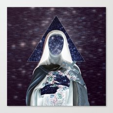 ♀ Holly Space Mother ♀ Canvas Print