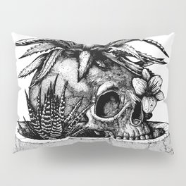 Spring (Black version) Pillow Sham