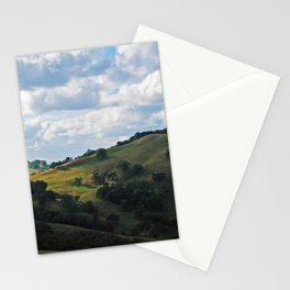 Mendocino hills Stationery Cards